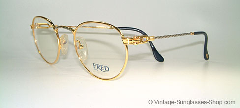 dcaeecd82e9ac0 Glasses Fred Ouragan - Windstorn   Vintage Sunglasses