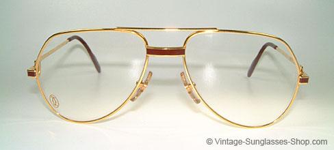 30d70095d1f0 Glasses Cartier Vendome Laque - Small