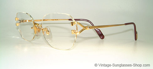 cartier rimless eyewear - Cartier Frames For Men