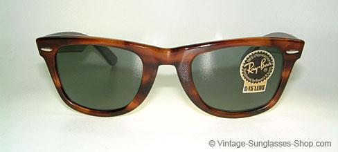 9453125513c ... switzerland vintage b l u e ray ban wayfarer 5024 sunglasses 6a5ab 96460
