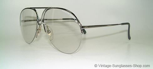 Glasses Porsche 5627 Large Vintage Sunglasses