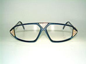 Cazal 199 - 80's Designer Eyeglasses Details