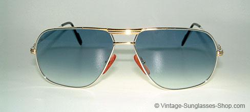 a023ada5ecc8 Sunglasses Cartier Tank Platin Louis Cartier - Medium