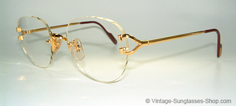 74f0ef18dd Cartier Rimless Glasses Frames