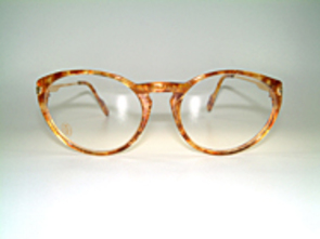 Cartier Aurore - Small - Cateye Vintage Frame Details