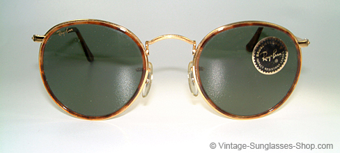 Ray Ban Round Tortoise S Sunglasses  ray ban vintage round sunglasses