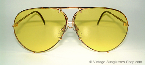 Vintage Porsche Carrera Sunglasses  vintage sunglasses product details sunglasses porsche 5621