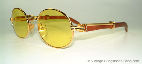 6ea839958a Sunglasses Cartier Giverny Palisander