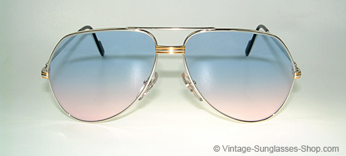 0067a4d7a7 Sunglasses Cartier Vendome L. Cartier Silver - Large