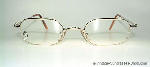 e66d2f3ad34 Glasses Cartier Deimios II - Platine