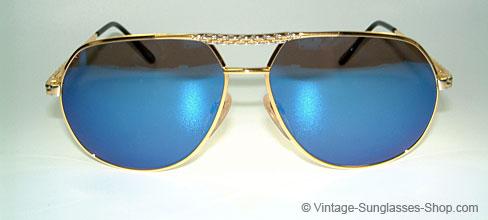 Bugatti EB 502 - XLarge - Blue Mirrored