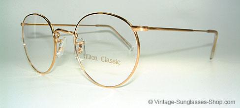 e01d265879b Glasses Hilton Classic 1 - 49 20 Gold Filled Frame