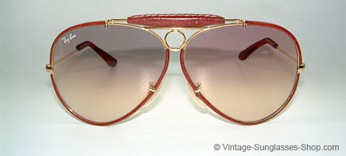 977717dbbab Sunglasses Ray Ban Shooter - Leathers
