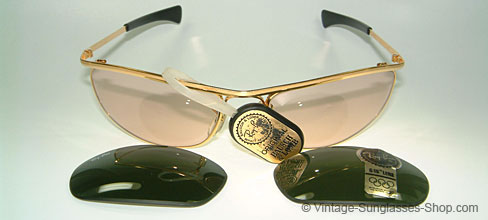 b7d390cefb Ray Ban Olympian Ii Deluxe Vintage