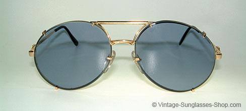 Bugatti 65822 - XL 80's Sunglasses