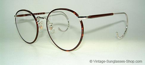 3957bb8c2dd Savile Row Round Eyeglasses