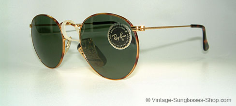 Ray Ban Round Tortoise S Sunglasses  vintage sunglasses product details sunglasses ray ban round