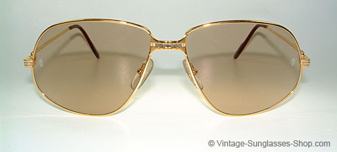 0590ae2a715e You may also like these glasses. Cartier Romance Santos - M Vintage ...