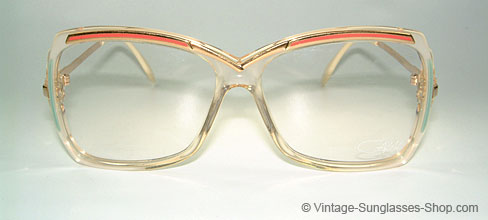 Designer Eyeglass Frames From Germany : Vintage Sunglasses Cazal - extraordinary shapes and ...