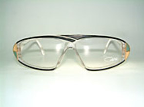 Cazal 187 - 80's Old School Eyeglasses Details