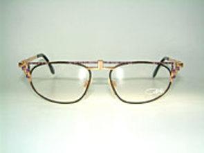 Cazal 247 - 90's Designer Eyeglasses Details