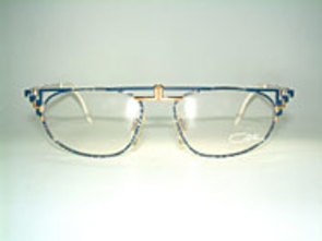 Cazal 247 - Original 90's No Retro Glasses Details