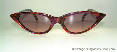 2e847658479cc Sunglasses Alain Mikli 2191   9005 - Cateye Shades