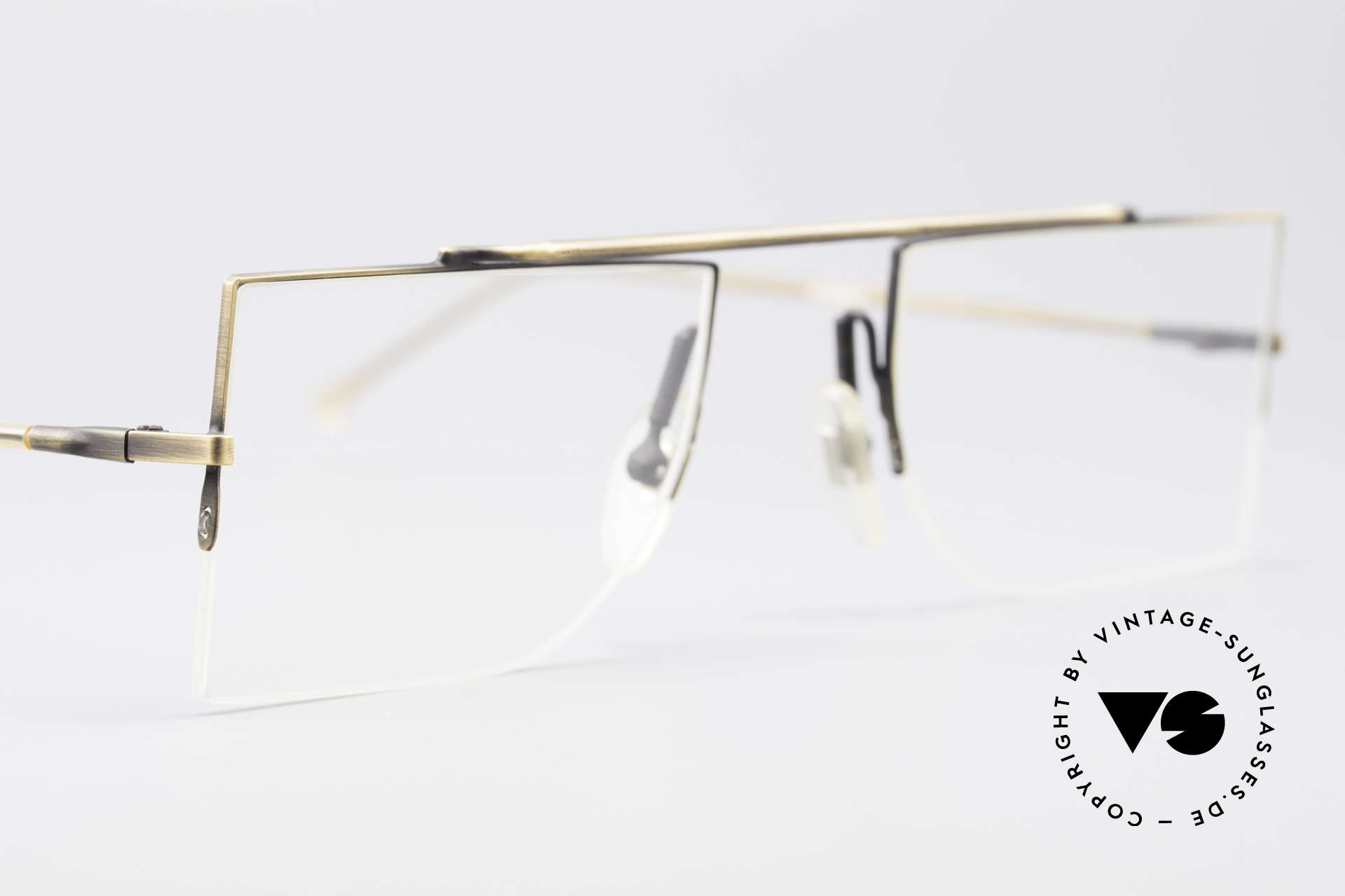 L.A. Eyeworks BURBANK 442 True Vintage Eyeglasses, unworn, one of a kind (like all our L.A.E. spectacles), Made for Men and Women