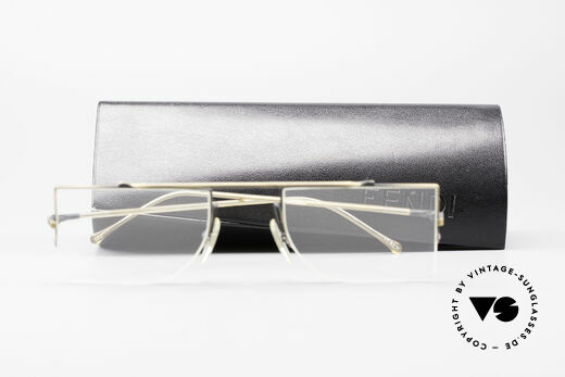 L.A. Eyeworks BURBANK 442 True Vintage Eyeglasses, Size: medium, Made for Men and Women