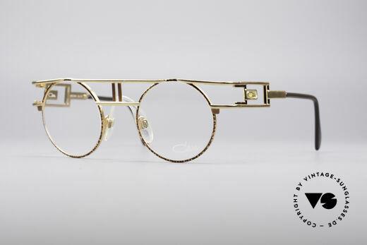 Cazal 958 90's Celebrity Eyeglasses Details