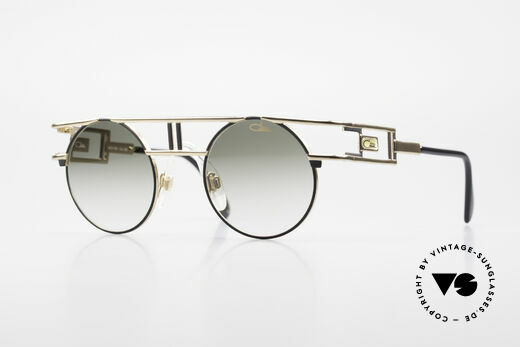 Cazal 958 90's Celebrity Sunglasses Details