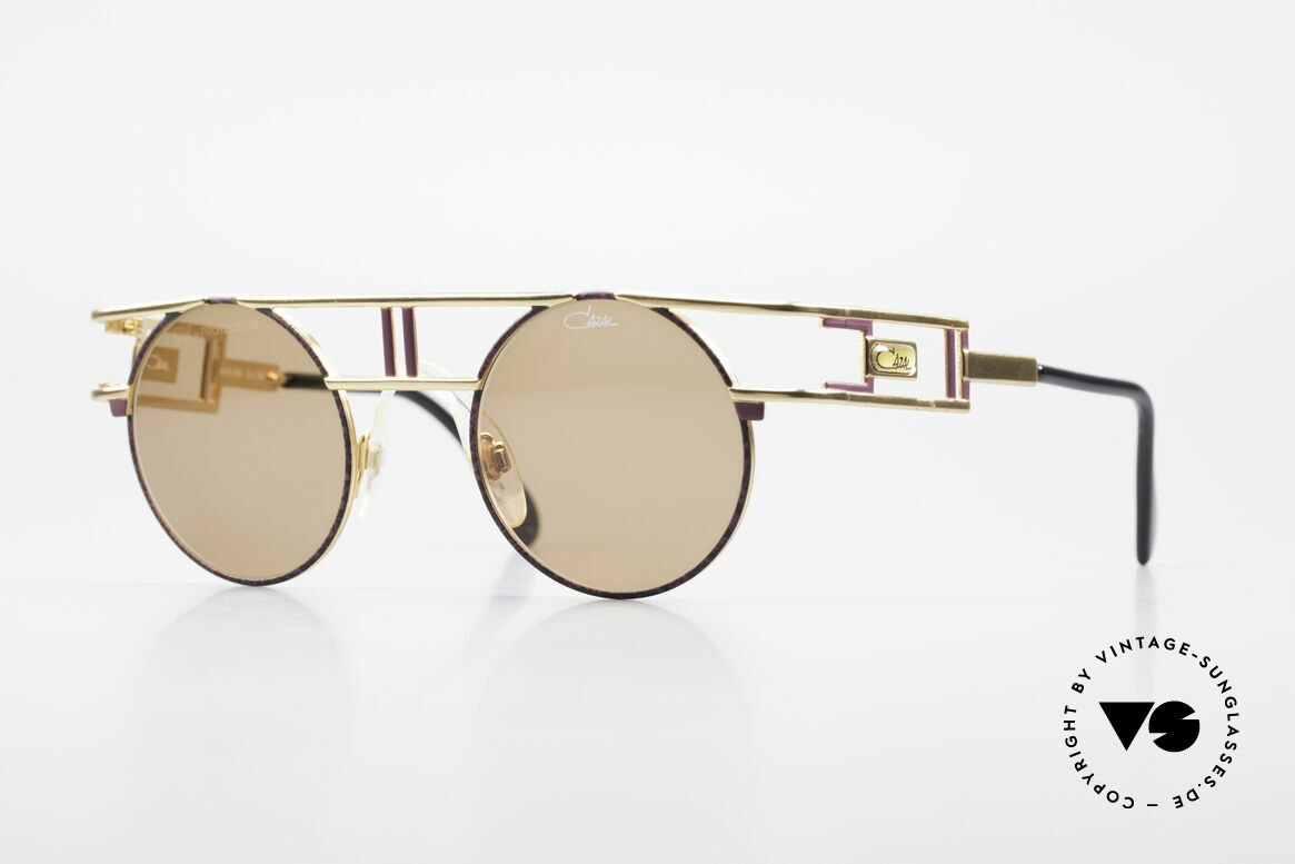 Cazal 958 1990's Vanilla Ice Sunglasses