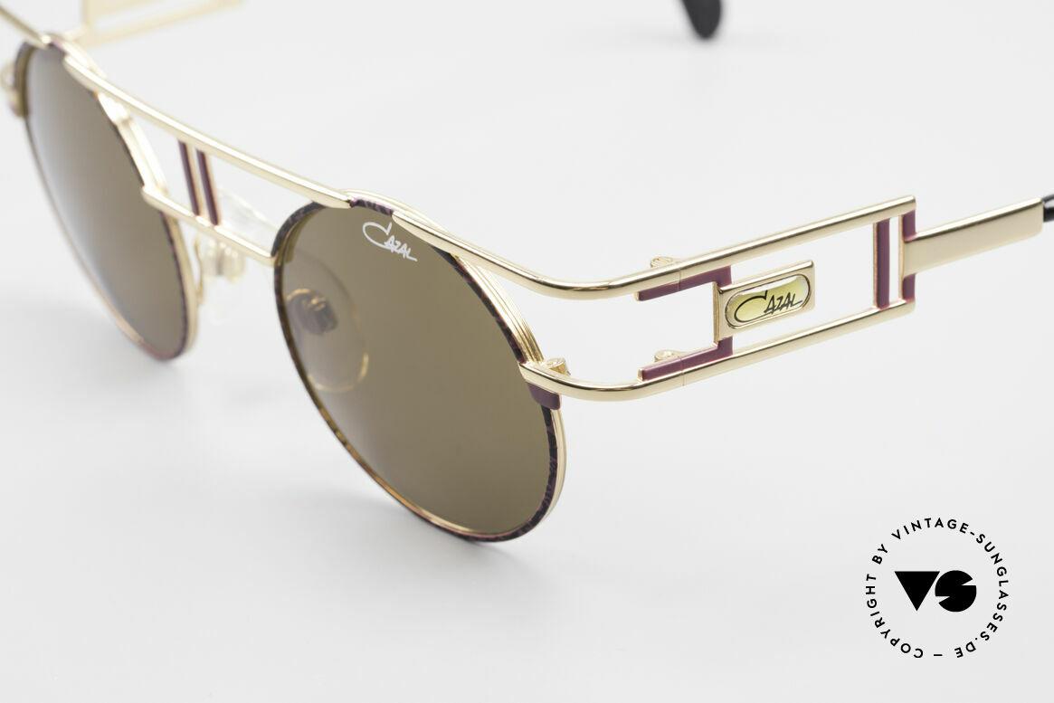 Cazal 958 90's Eurythmics Sunglasses, NO RETRO sunglasses, but an authentic 90's rarity!, Made for Men and Women