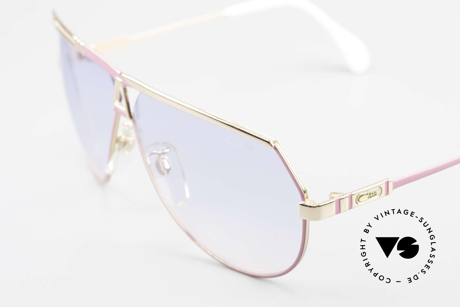Cazal 954 Oversized 80's Sunglasses, unworn (like all our legendary VINTAGE Cazals), Made for Women