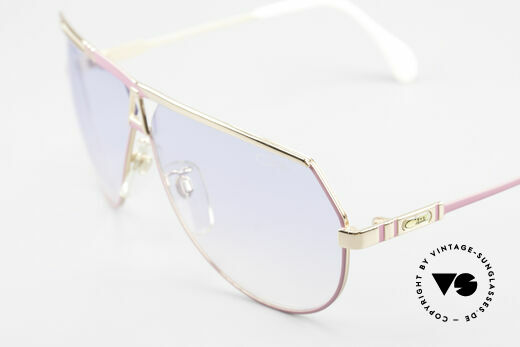 Cazal 954 Oversized 80's Sunglasses