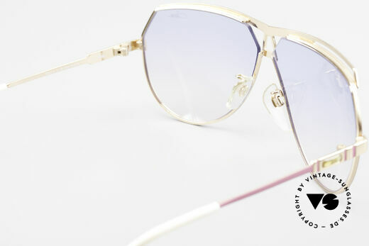 Cazal 954 Oversized 80's Sunglasses, true vintage XXL sunglasses, since 145mm width, Made for Women
