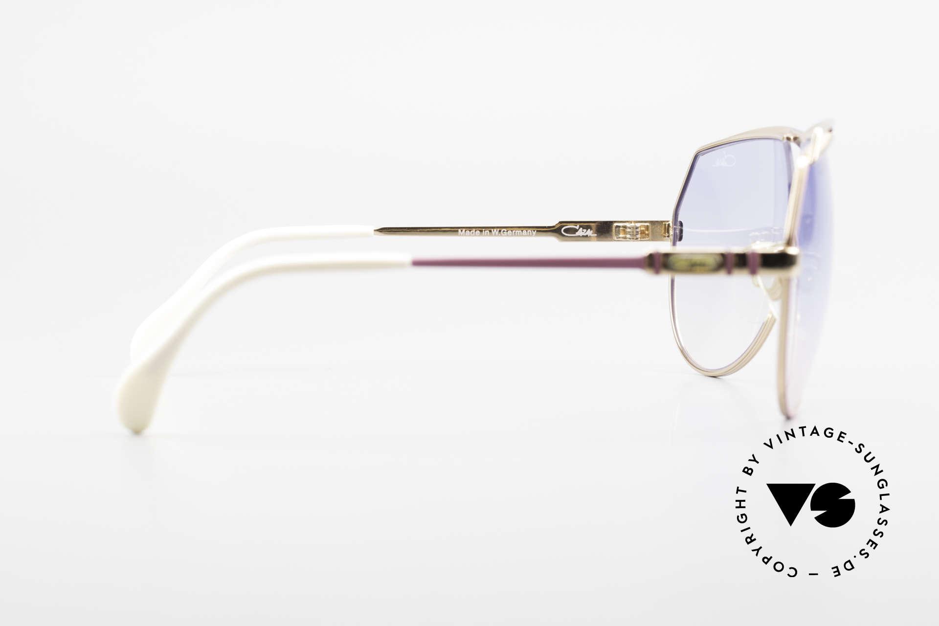 Cazal 954 Oversized 80's Sunglasses, Size: extra large, Made for Women