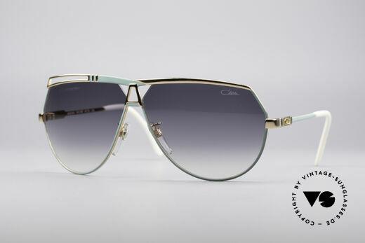 Cazal 954 Oversized 80's Sunglasses Details