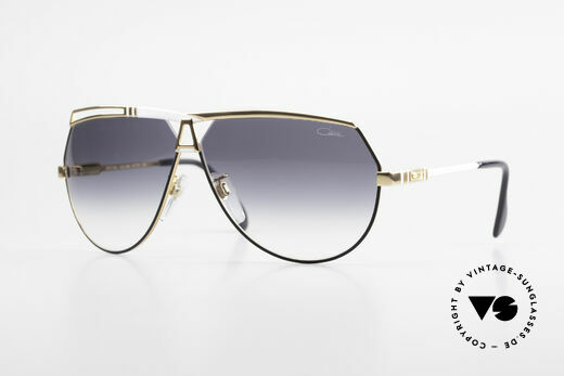 Cazal 954 Rare Vintage Designer Shades Details
