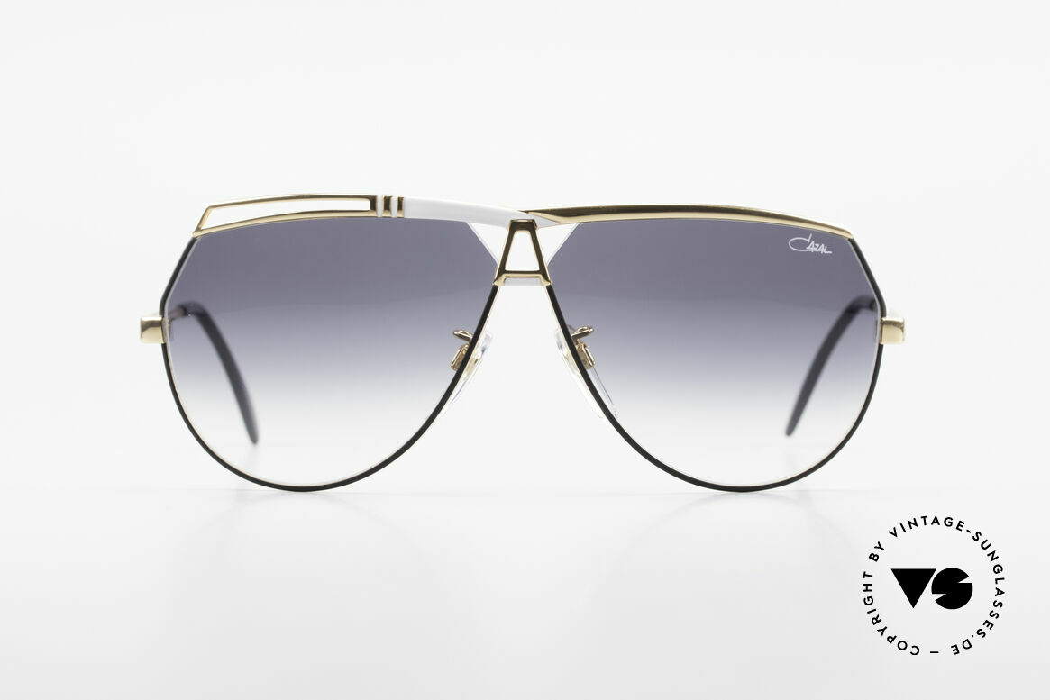 Cazal 954 Rare Vintage Designer Shades, handmade from 1989 - 1992 in Passau, Bavaria, Made for Men and Women