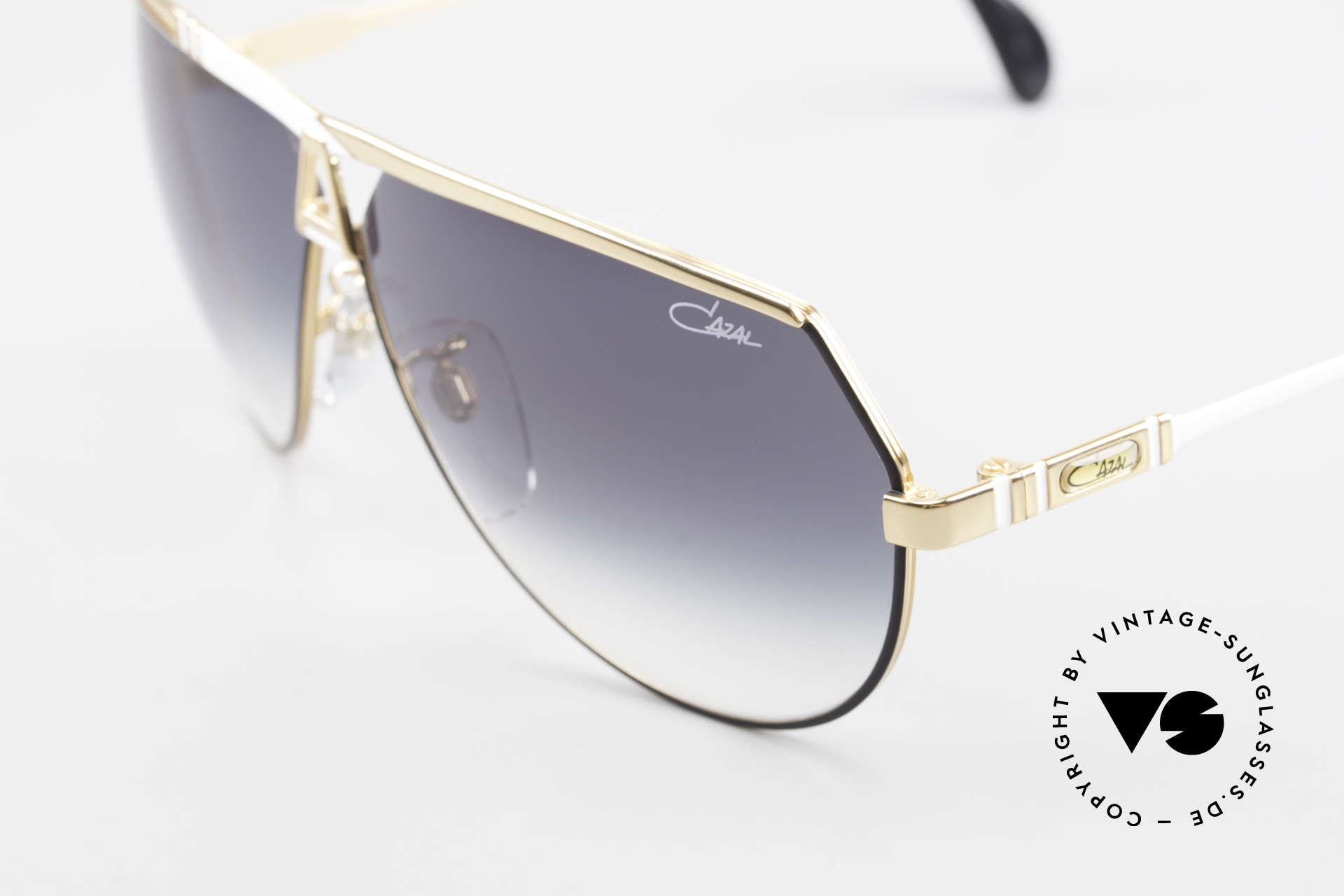 Cazal 954 Rare Vintage Designer Shades, unworn (like all our legendary VINTAGE Cazals), Made for Men and Women