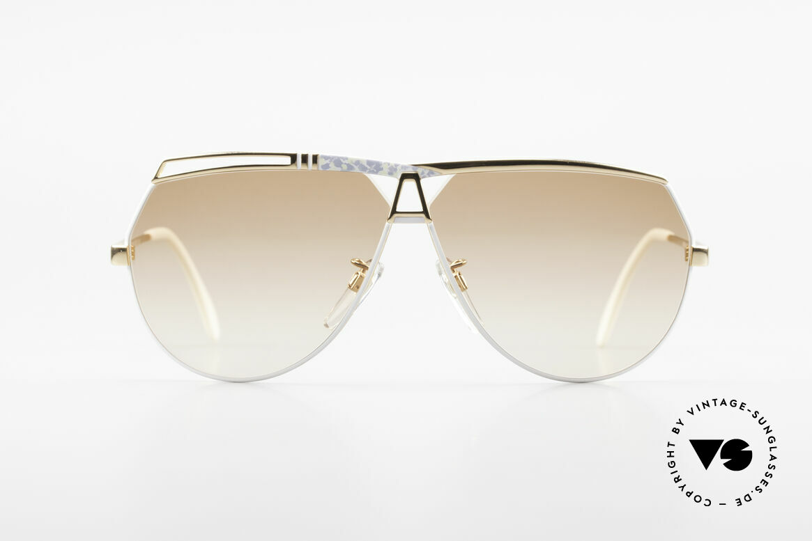 Cazal 954 Vintage XL Designer Shades, handmade from 1989 - 1992 in Passau, Bavaria, Made for Men and Women