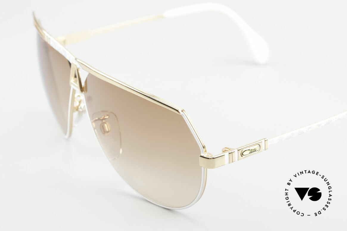 Cazal 954 Vintage XL Designer Shades, NO retro sunglasses, but an old CAZAL original!, Made for Men and Women