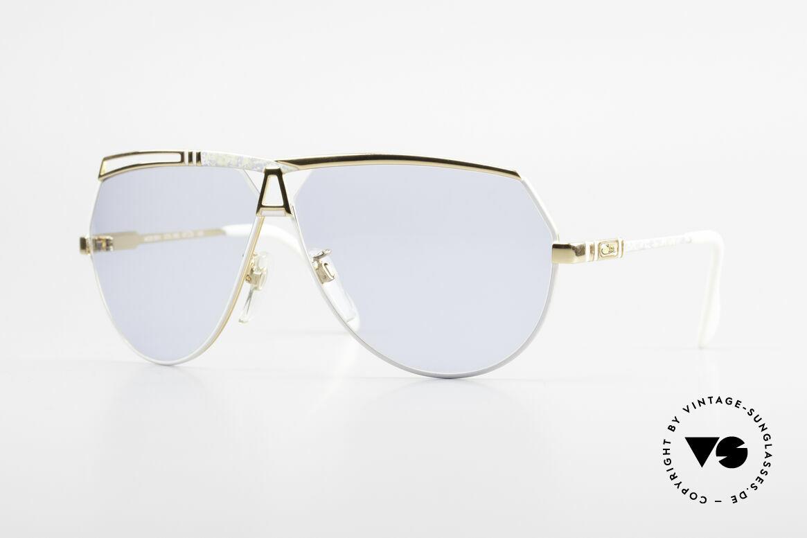 Cazal 954 True Vintage XL Sunglasses, extraordinary vintage Cazal designer sunglasses, Made for Men