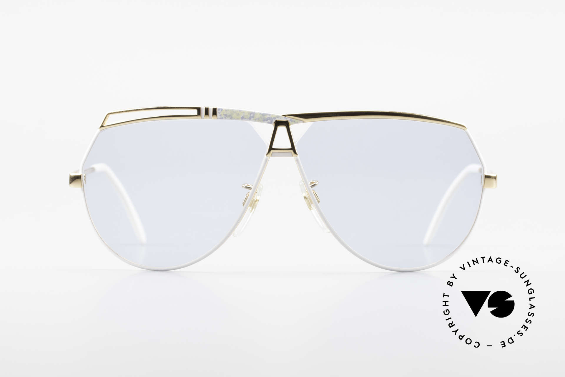 Cazal 954 True Vintage XL Sunglasses, handmade from 1989 - 1992 in Passau, Bavaria, Made for Men