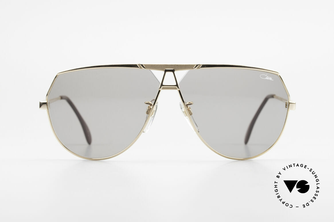 Cazal 953 XLarge 80's Aviator Shades, oversized old NOS Cazal sunglasses from 1989/1990, Made for Men