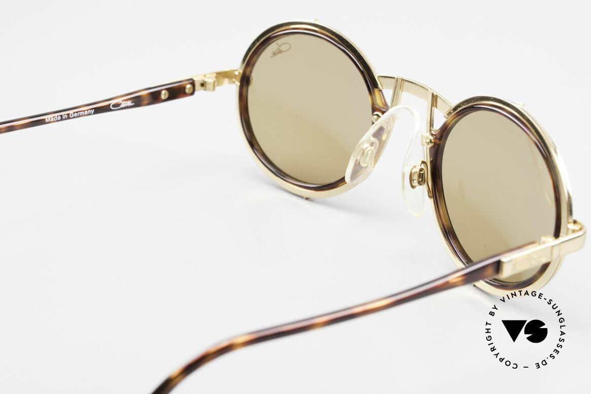 Cazal 644 Round Cazal 90's Sunglasses