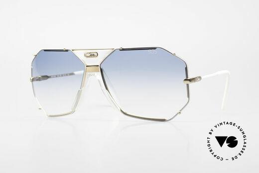 Cazal 905 Gwen Stefani Vintage Shades Details