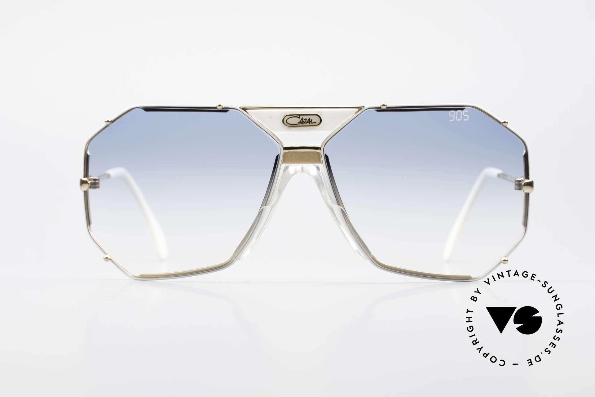 Cazal 905 Gwen Stefani Vintage Shades, elegant, angular design by Cari Zalloni (CAZAL), Made for Men and Women