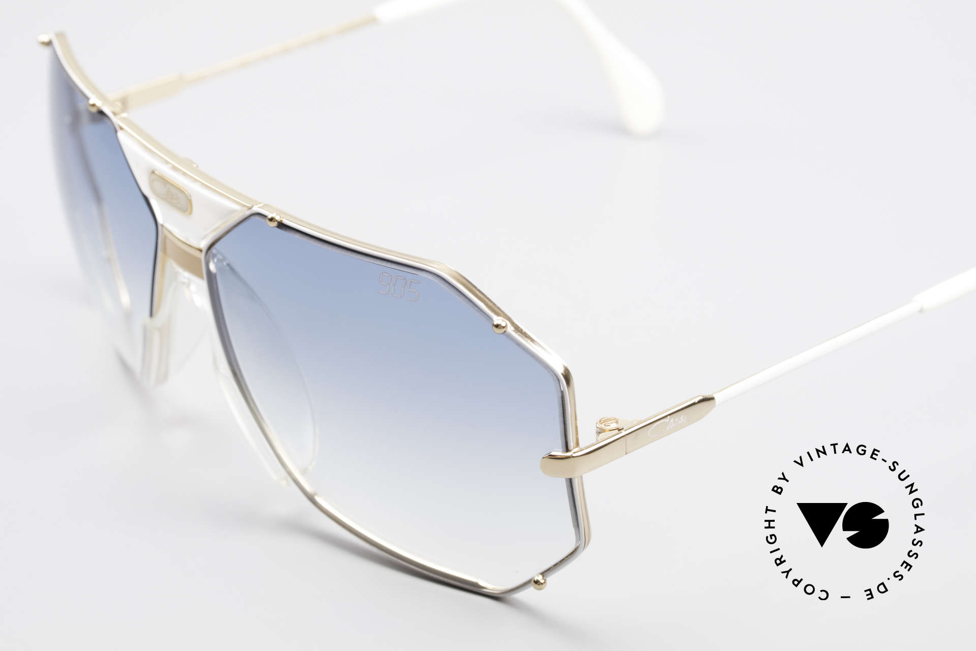 Cazal 905 Gwen Stefani Vintage Shades, true vintage rarity by Cazal & collector's item, Made for Men and Women